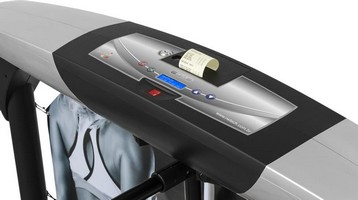 Catraca biométrica para academia
