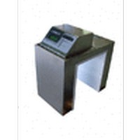 Detector de metal industrial U type
