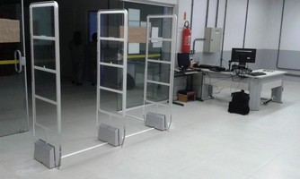 Sistema antifurtobiblioteca