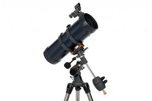 Telescópio celestron astromaster 114